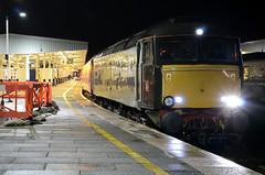 FGW Class 57 No. 57604 Working 1A40 2145 Penzance to London Paddington