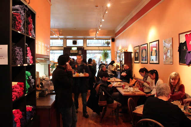 愛丁堡17度C象屋喝咖啡 (6)