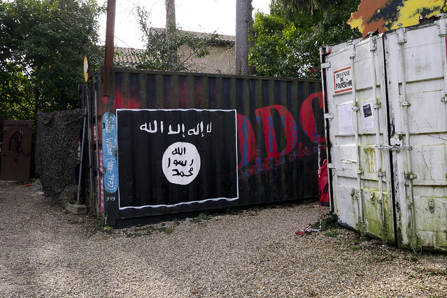 État Islamique - Daesh P1050159