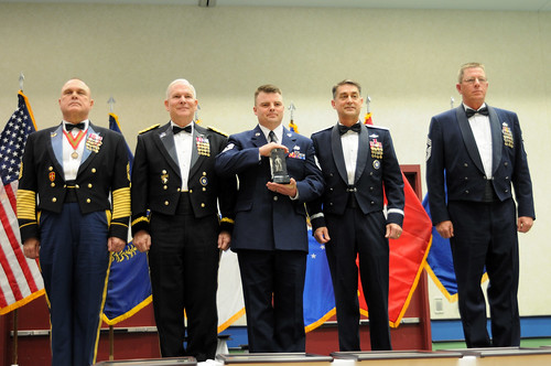 2015 Outstanding Soldier and Airmen of the Year Banquet
