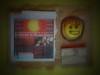 "20 March 2015 Sun Eclipse Sofi Sonnenfinsternis Frühlingsbeginn - Mr. Happy Face International Dunkin` Donuts Mariahilferstr. ""an apple a day keeps the doctor away - An ENSO (Japanese: circle, kreis) a Day ..."" by hedbavny"