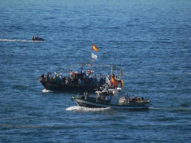 Barcos y banderas 2