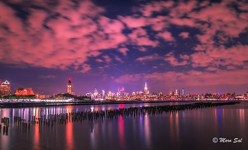 Pink harbor
