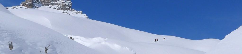 Silvester in den Bergen Genussvolle Skitourentage in Südtirol in den Dolomiten und am Alpenhauptkamm. Foto: Günther Härter