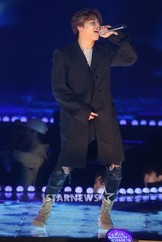 Big Bang - The 5th Gaon Char K-Pop Awards - 17feb2016 - Starnews - 08