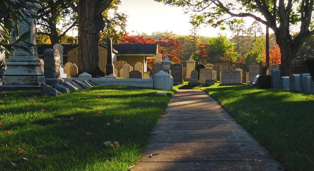 Wakefield cemetery (2016)