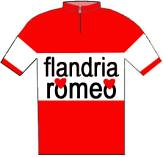 Flandria - Giro d'Italia 1965