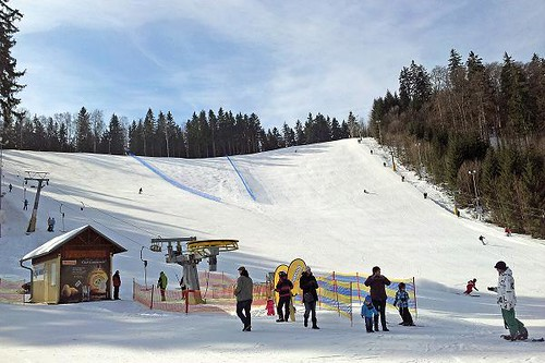 Jednodenní skipas do lyžařského areálu MARIÁNKY s 22% slevou v sezóně 2016/17
