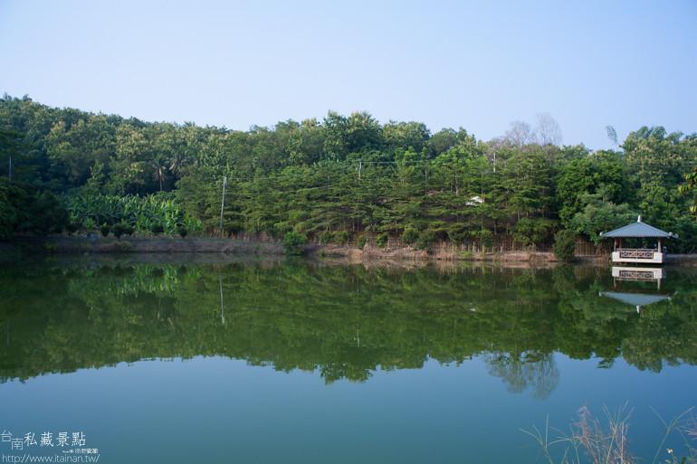 台南私藏景點-南化大貢山連心湖 (13)