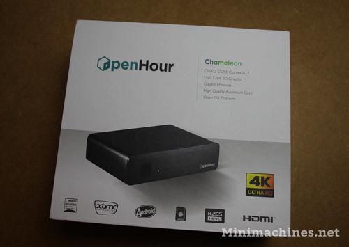 OpenHour Chameleon