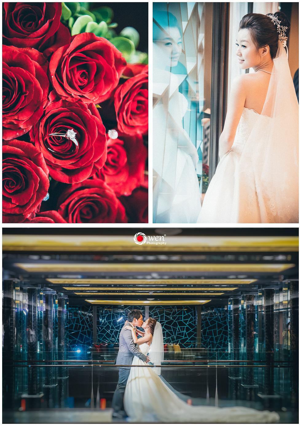台北推薦婚攝 婚紗愛情萬歲 婚禮紀錄歐文 巴洛克ZOE