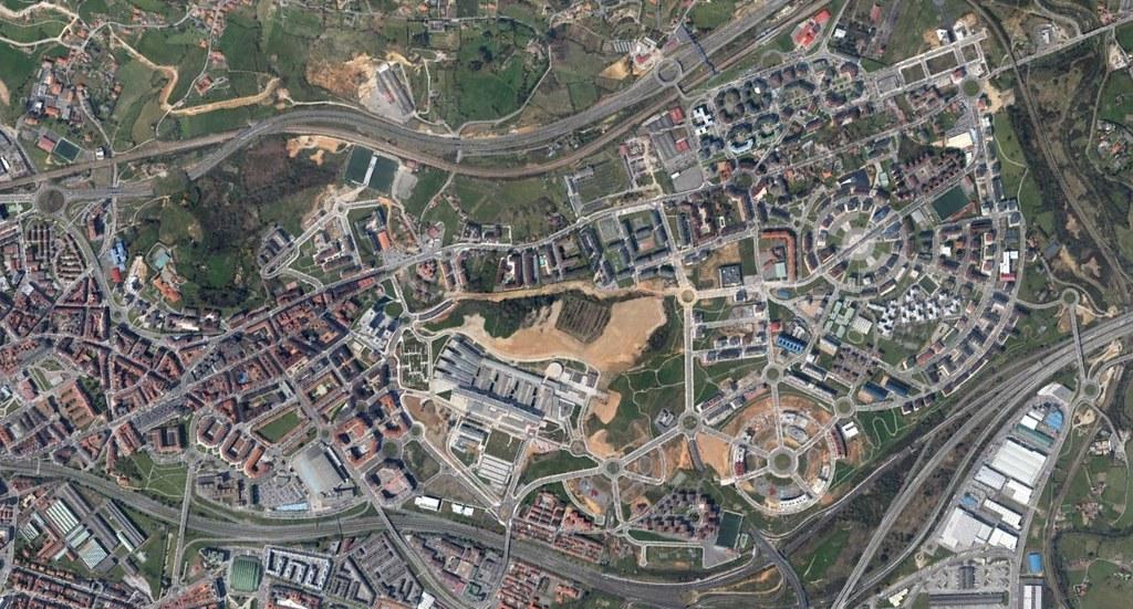 el rubín, oviedo, asturias, the little ruby, peticiones del oyente, después, urbanismo, planeamiento, urbano, desastre, urbanístico, construcción, rotondas, carretera