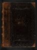 Binding of  Petrus Lombardus: Glossa magistralis Psalterii