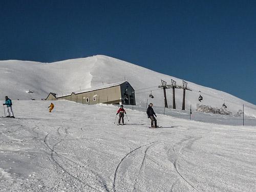 niseko peak 2