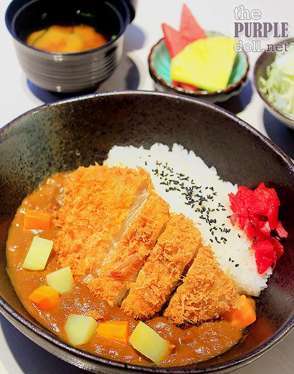 Rosu Katsu Curry (P375)