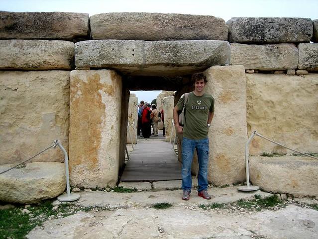 Templos megaliticos de malta - hagar qim