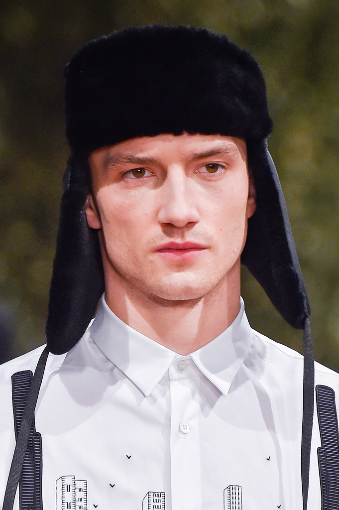 FW15 Milan Antonio Marras030_Jacob Coupe(fashinising.com)