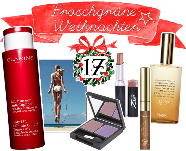 Froschgrüne Weihnachten, Blogger-Adventskalender, Türchen 17