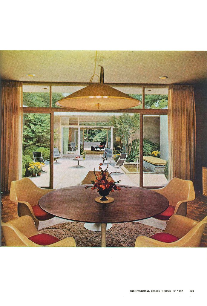 Thrower Residence, Sedgefield, NC, 1962 (Page 6 of 6)