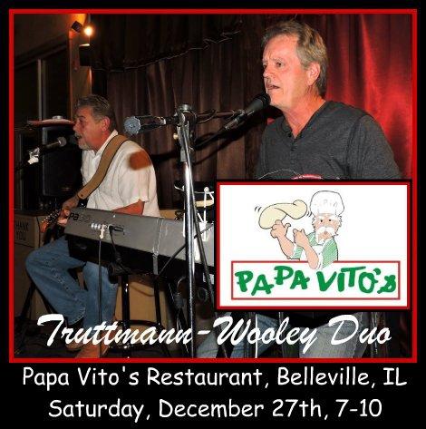 Truttmann-Wooley Duo 12-27-14