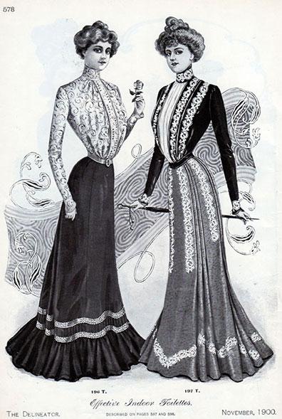 1900-costumes