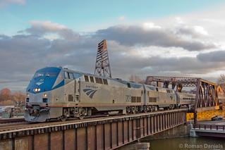 Amtrak Vermonter   Trains In The Valley