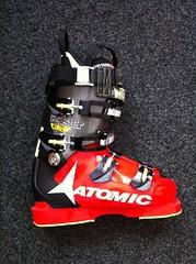 Prodám boty Atomic Redster WC 170 - titulní fotka