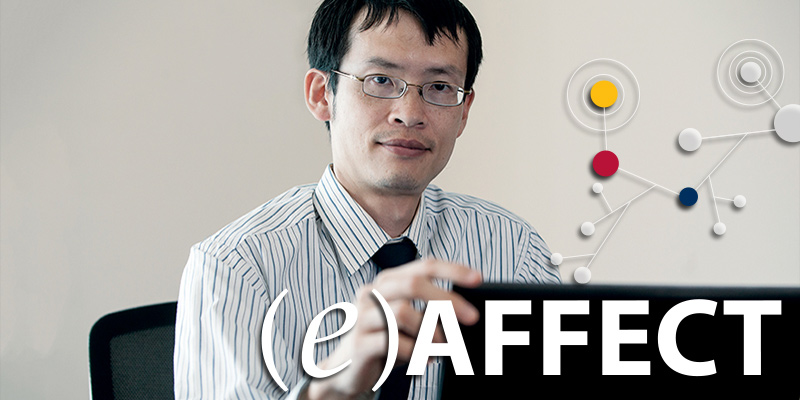 In the latest issue of (e)AFFECT, learn how Scott Yam is giving students access to cutting-edge research and experience through networks that extend far beyond the campus.