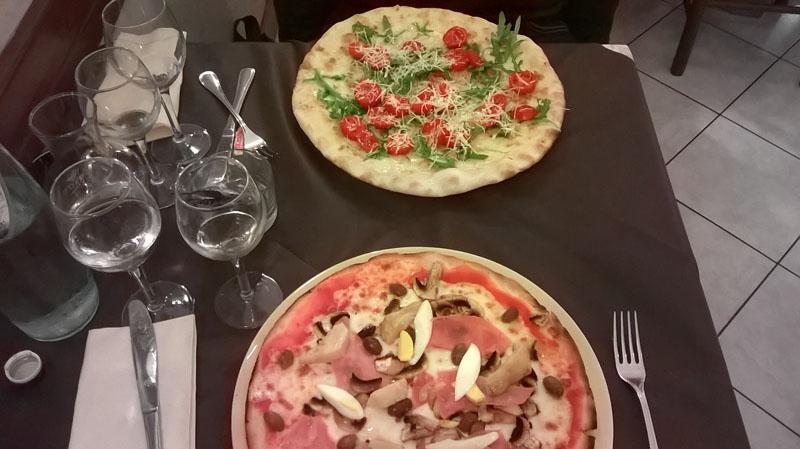 Pizza Il Veliero Gluten free Roma
