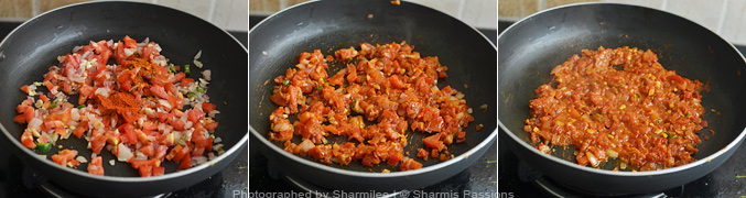 How to make baingan bharta - Step4