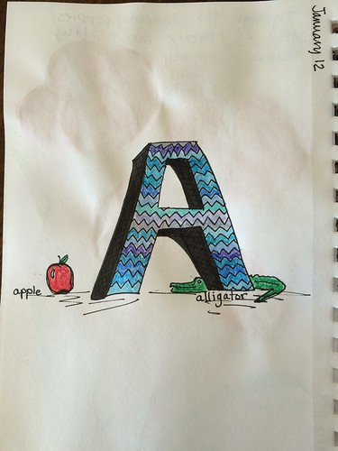 Day 12: A is for..