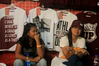 Shop Vendors at the Concert
