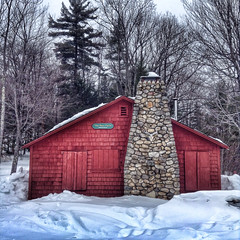 Poor Farm, North Sutton, New Hampshire, USA