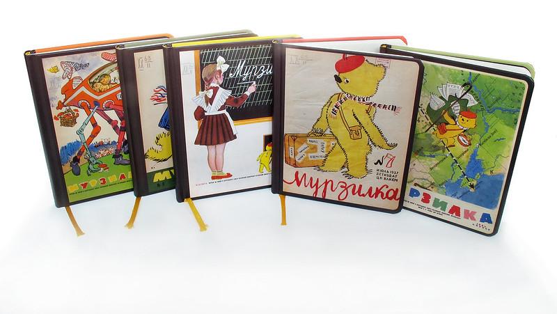 Notebooks Murzilka
