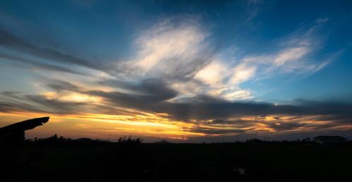 life sunset nature night landscape nikon daytime d5100