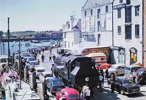Weymouth. Dock Branch. 1966.