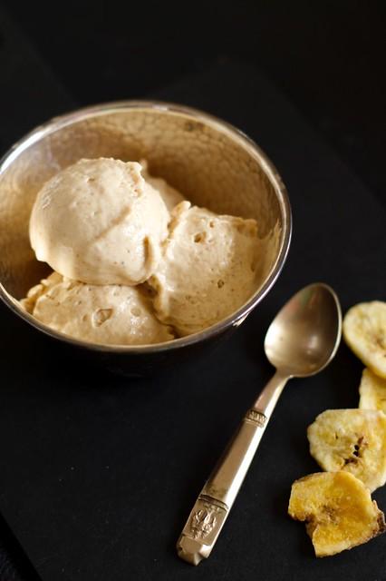 Bananenijs zonder ijsmachine met maar 1 of 2 ingrediënten! by I am Cooking with Love