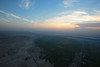 Luxor, the Nile, and the Ramesseum at dawn