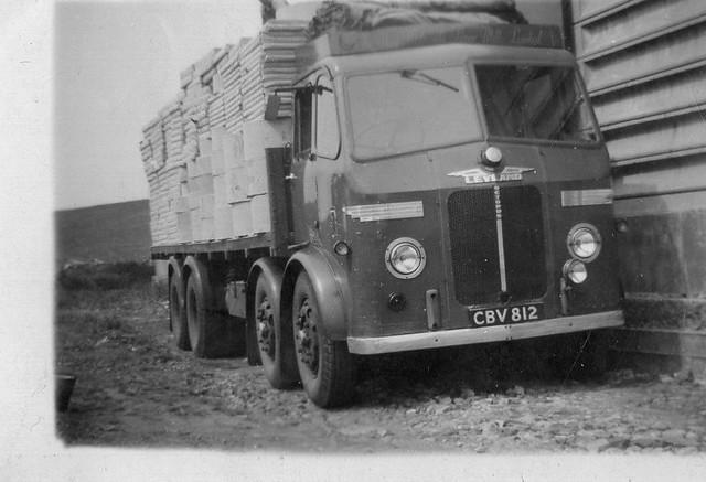 Leyland octopus CBV 812