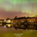 Auroras over Suomenlinna, Helsinki by g u i l l a u m e