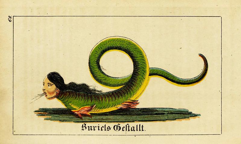 Johann Scheible - Doktor Johannes Faust's Magia naturalis et innaturalis, 1849 (11)