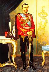Russia-Emperor Nicholas II