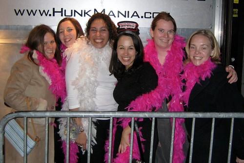 Soraya's Bachelorette Party 2005