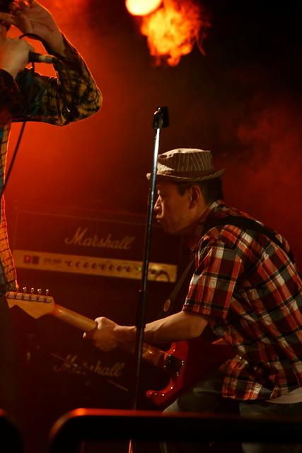 FLEA live at Outbreak, Tokyo, 18 Jan 2015. 177