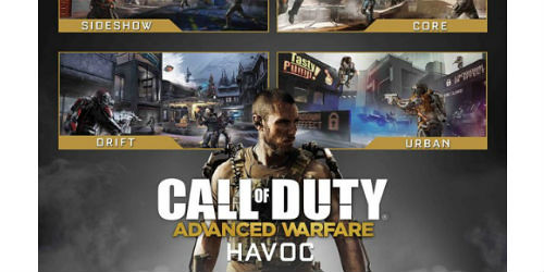 Call of Duty: Advanced Warfare - Havoc DLC Achievements and Trophies