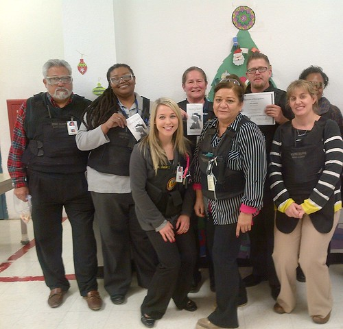 Arizona inmates write and perform holiday play for mental health staff