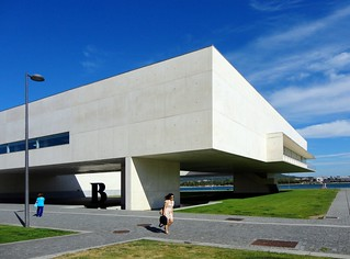Alvaro Siza Vieira - Biblioteca Municipal, Viana do Castelo