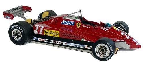 BBR Ferrari 126C2 S.Marino 1982