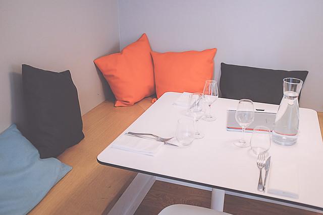 restaurant la pente douce Toulouse