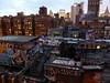 New York graffiti rooftops